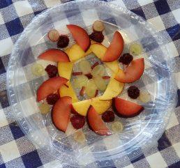 מנדלת פירות