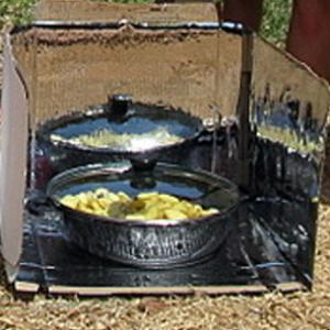 תנור סולארי